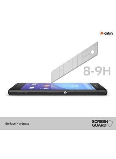 MobilCadde Dafoni Sony Xperia M4 Aqua Ön + Arka Tempered Glass Premium Cam Ekran Koruyucu Renkli